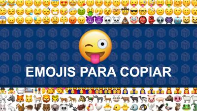 imagem de Emojis para copiar e colar – Símbolos e Carinhas Online